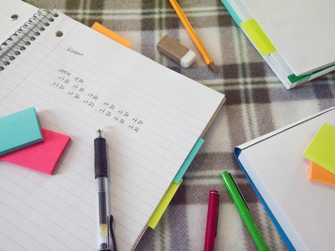 以留學與工作為目的:筆記功能型