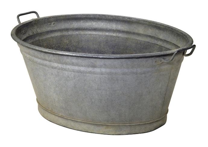 鐵皮製:適合戶外洗滌
