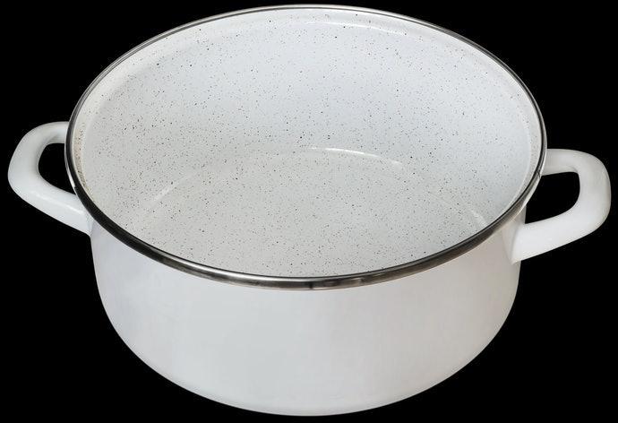 琺瑯鑄鐵鍋:牢牢鎖住水分,米飯亮澤又飽滿