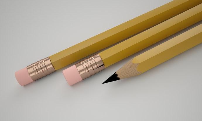 為何會有電腦閱卷專用鉛筆呢?