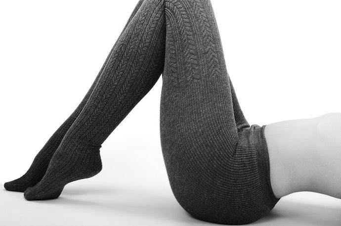 保暖效果:冬天必備,讓雙腿更加溫暖