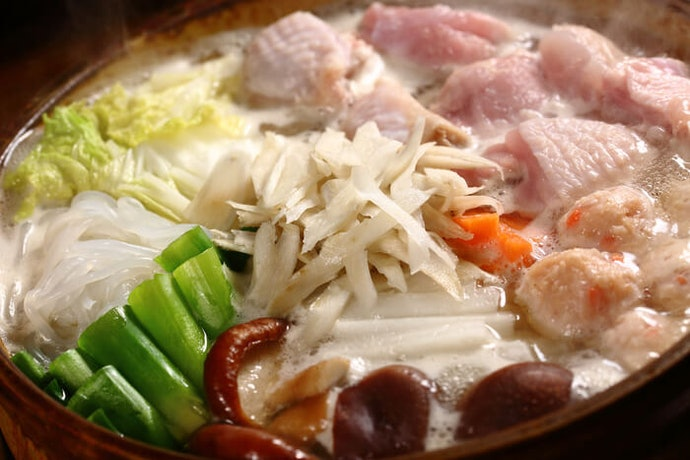 與日式風格的料理也能輕鬆搭配