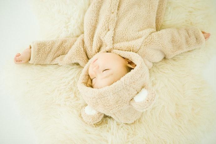 新生兒可從設計選擇外套款式