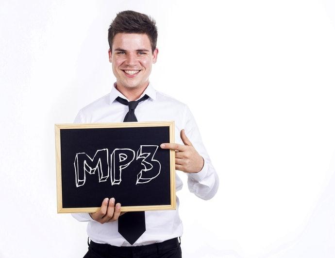 錄音檔的格式也很重要!新手選擇 MP3、WMA 為佳
