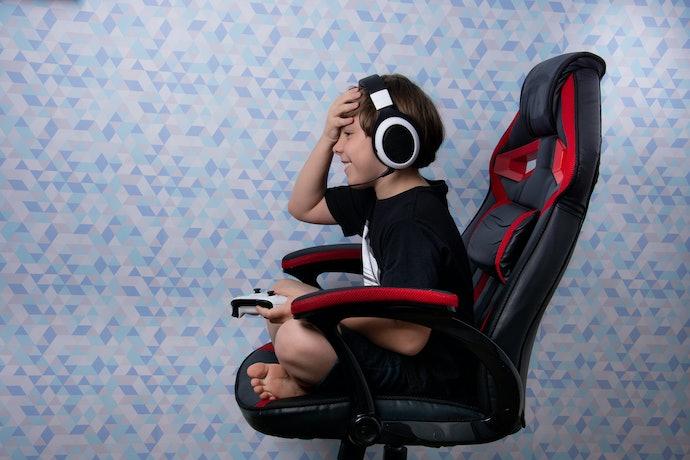 家用型電子遊戲機:適合桶狀座椅