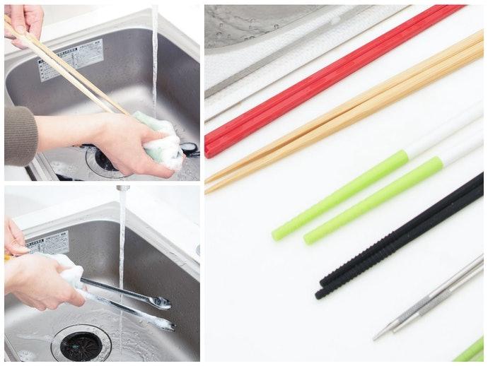 【實測結果】所有商品皆方便清洗!但需注意清潔後的存放方式