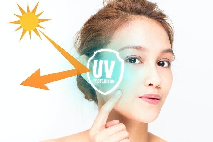 選擇低刺激的物理性紫外線反射劑
