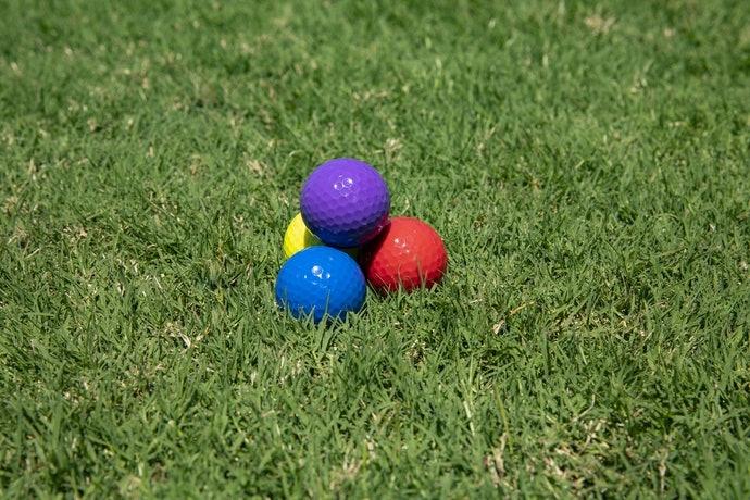 擔心遺失可選擇中古球或彩色球