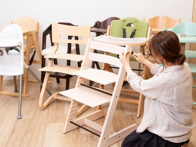 實測48款日本必買人氣嬰幼兒餐椅