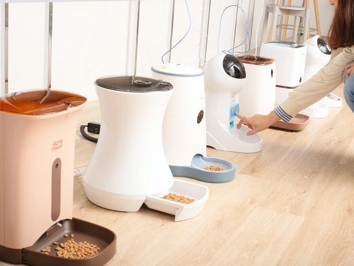 實測19款日本必買人氣寵物自動餵食器