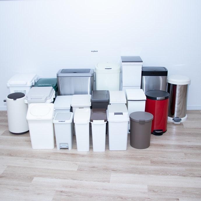 開箱21款人氣防臭垃圾桶