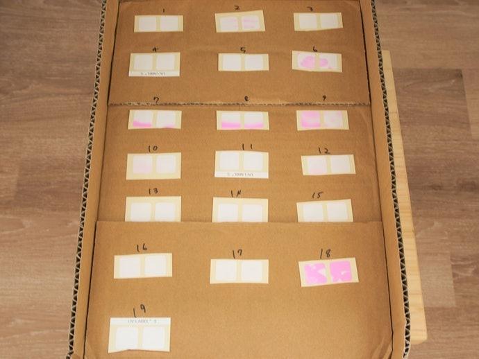 【實測結果】即使紫外線檢測紙合格,卻仍有曬黑的可能