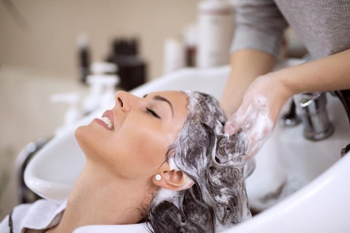 具頭皮清潔功能的「洗淨」類型