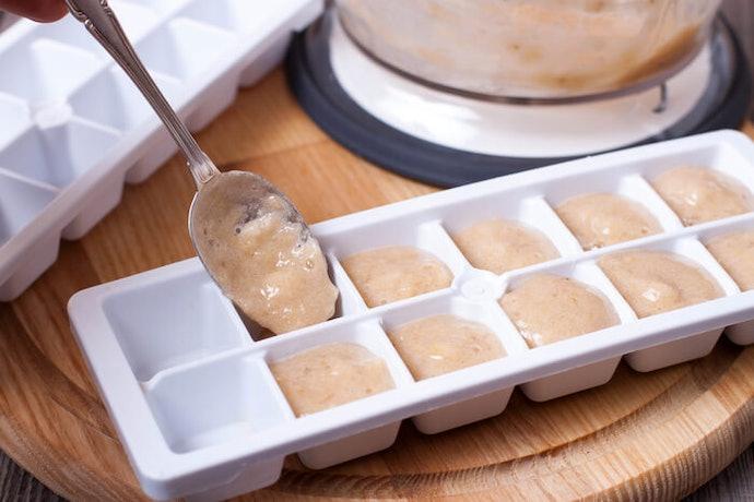 超簡單!冷凍儲存時的小技巧