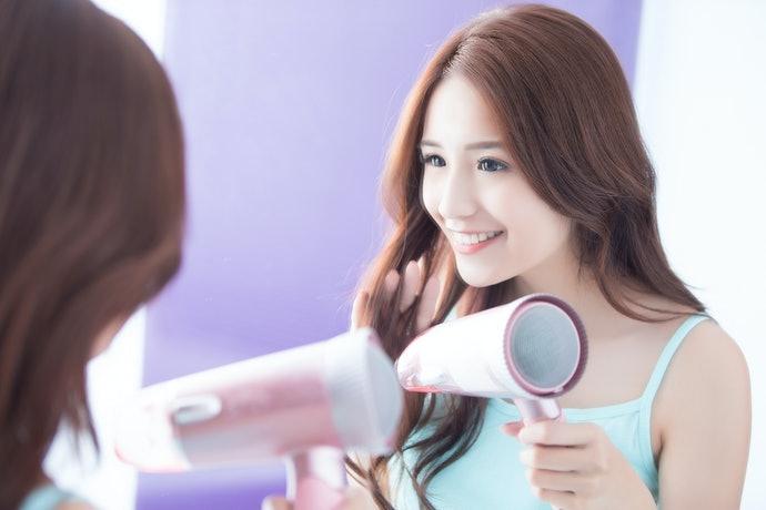 負離子:乾燥髮質適用