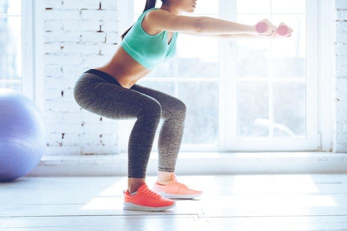 追求提升肌力及緊緻曲線:挑選以重訓為主的運動