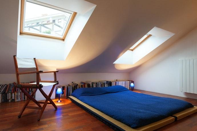 低床架:減少空間的壓迫感