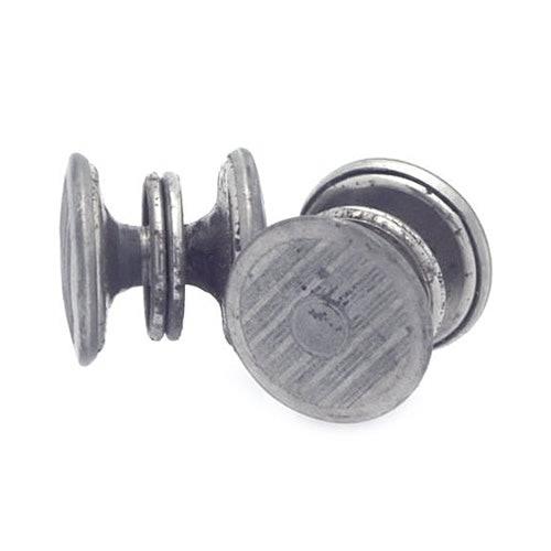 球形袖扣:簡單扣合即可,穿脫容易