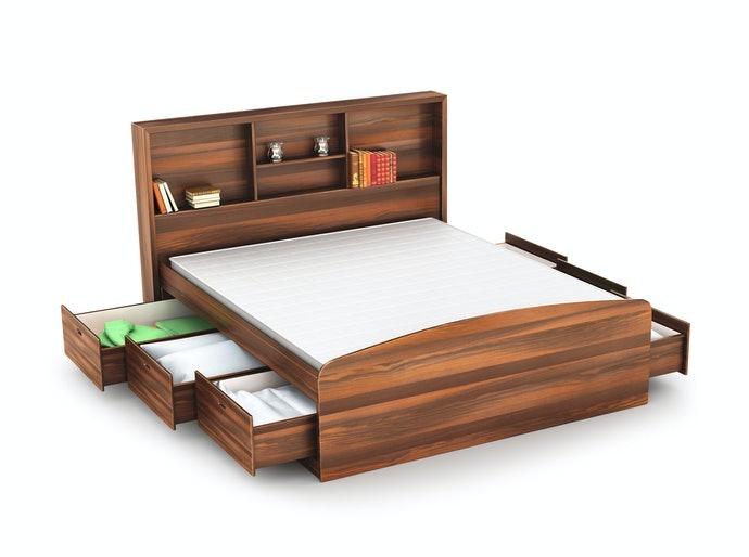標準床板型:樣式最多元