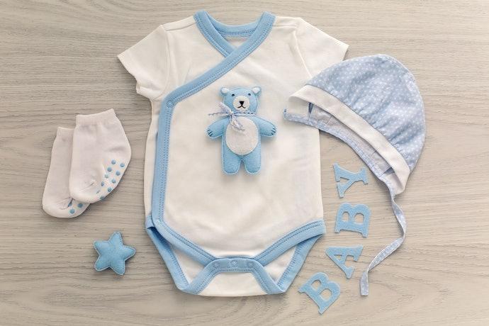 嬰幼兒內衣的重要性