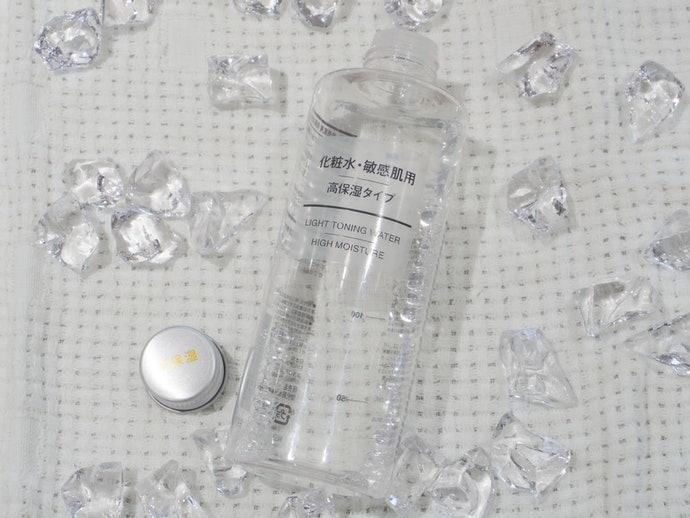 關於 MUJI無印良品 敏感肌化妝水 保濕型