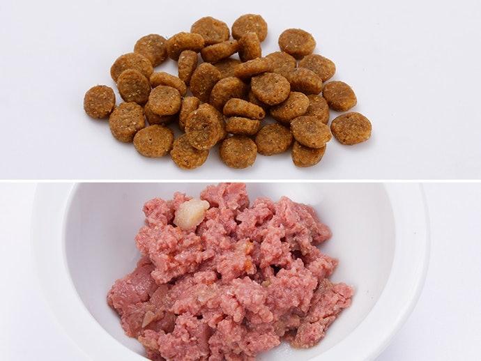 乾糧與濕食的區別