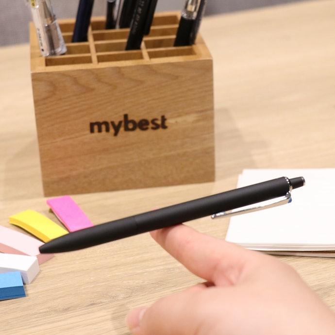 「重心偏向筆尖」穩定度高,長時間書寫較不易疲勞