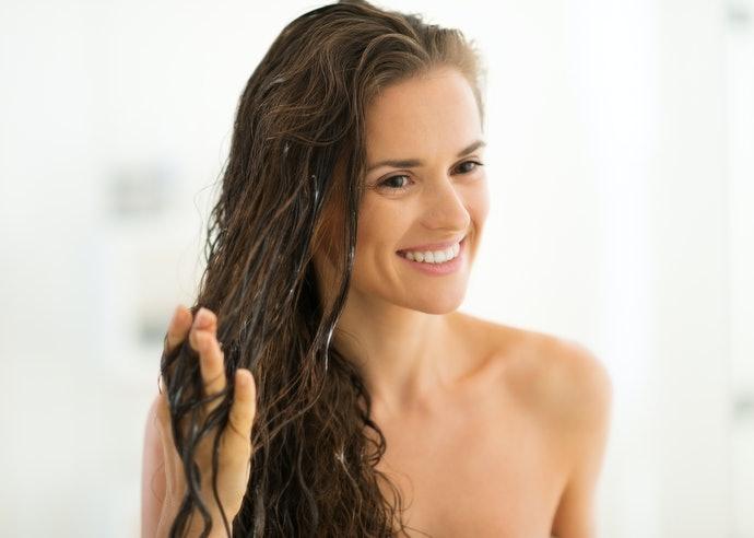 使用洗髮霜時的注意事項