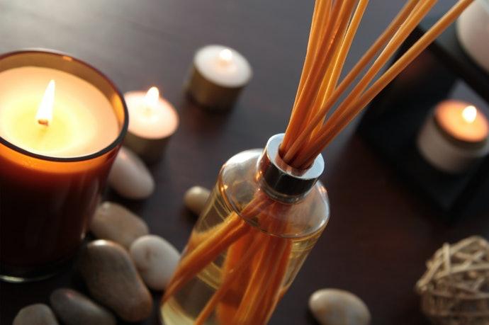 自然揮發型:無須電力、無須加水,簡單擺放便能享受香氛