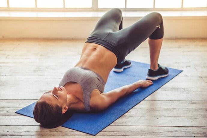 背部筋膜放鬆:有助緩解肩頸僵硬