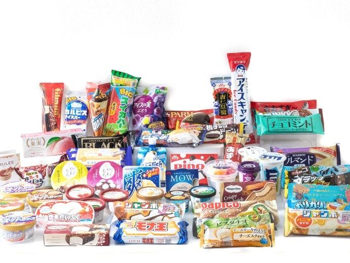 實測54款日本人氣必買冰淇淋