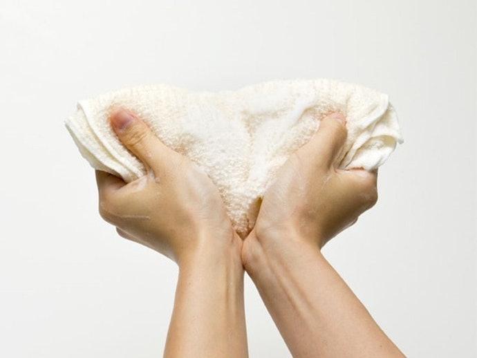 麻質:能替肌膚適度按摩,促進血液循環