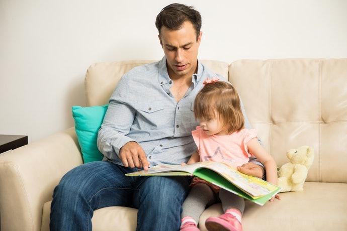 親子共讀帶來的強大效果