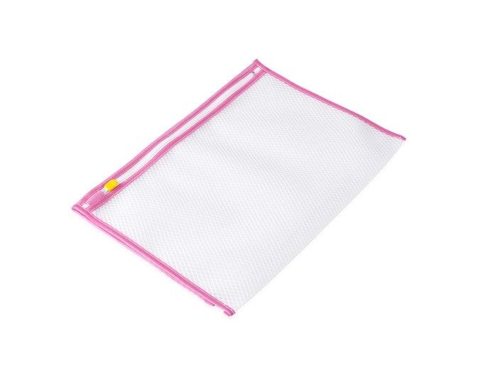 扁平型:不適合作為內衣洗衣袋使用