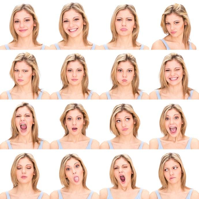 多動動臉部肌肉有助維持肌力並避免僵硬
