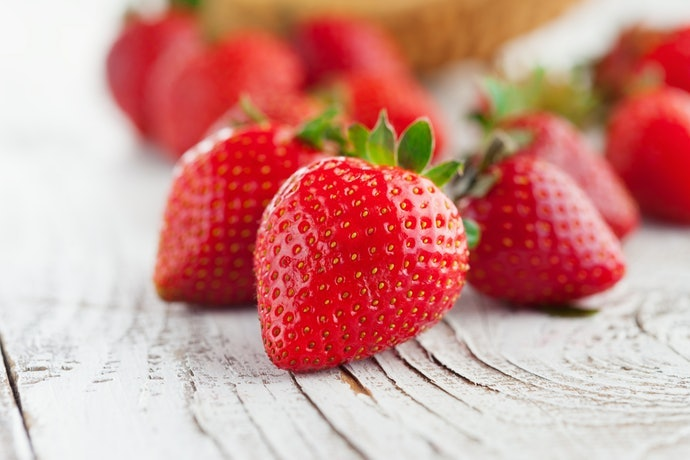 草莓巧克力:欲罷不能的酸甜美味