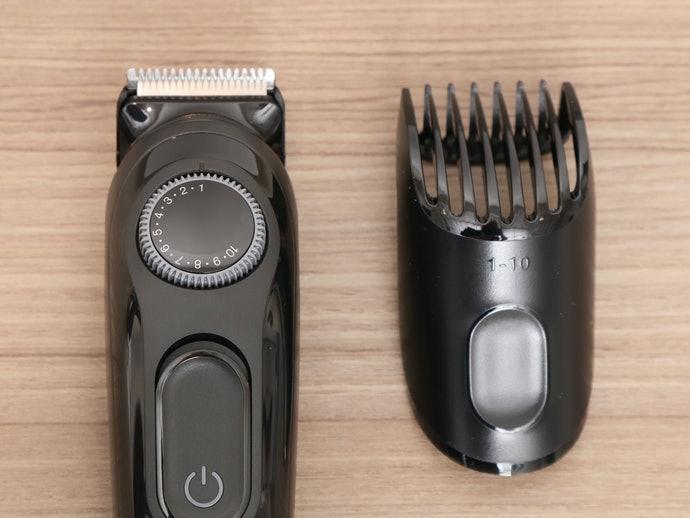 初學者請選有助均勻理髮的配件組