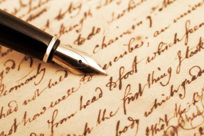 利於寫出細小文字的 EF尖:適合在記事本上書寫