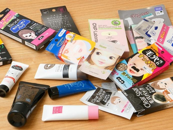 實測18款日本必買人氣鼻頭粉刺清除泥膜/妙鼻貼