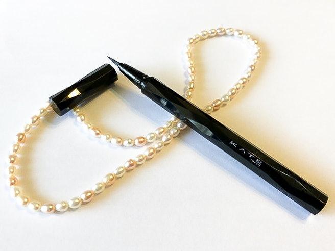 關於 KATE 進化版持久液體眼線筆EX 2.0