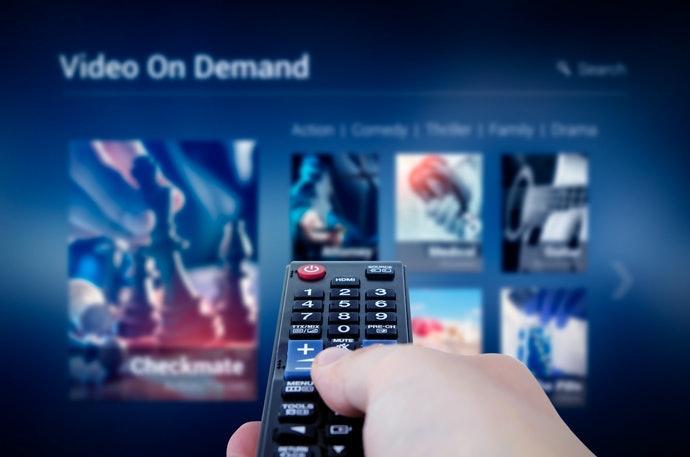 推薦內建無線上網功能的電視