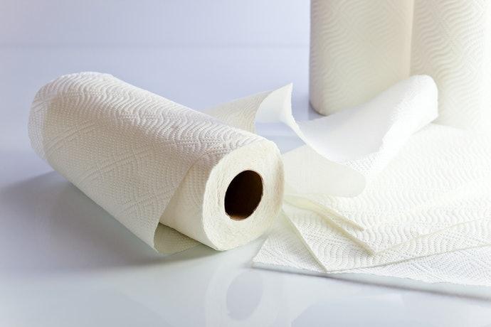 依據廚房紙巾尺寸挑選