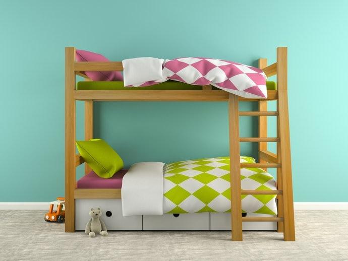分別考量就寢空間大小及綜合尺寸
