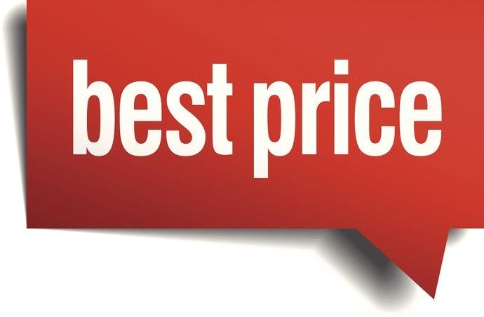 選擇價格適中的產品