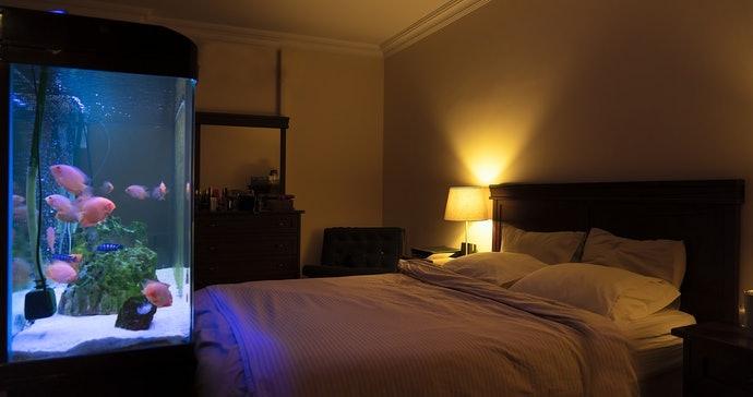 靜音設計可避免干擾睡眠