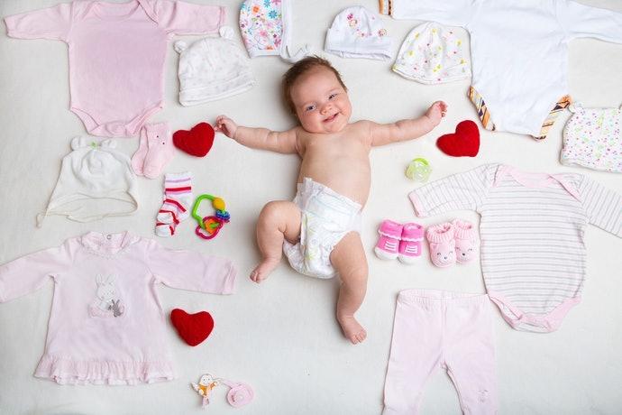嬰兒容易出汗,盡量避免過度著裝
