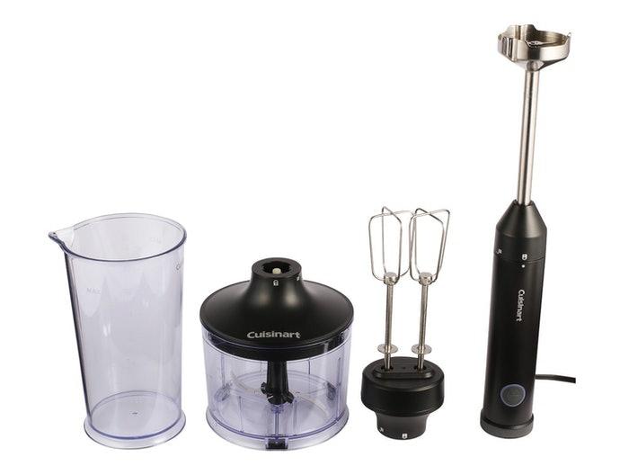 更換零件即享有多用途的手持式料理棒