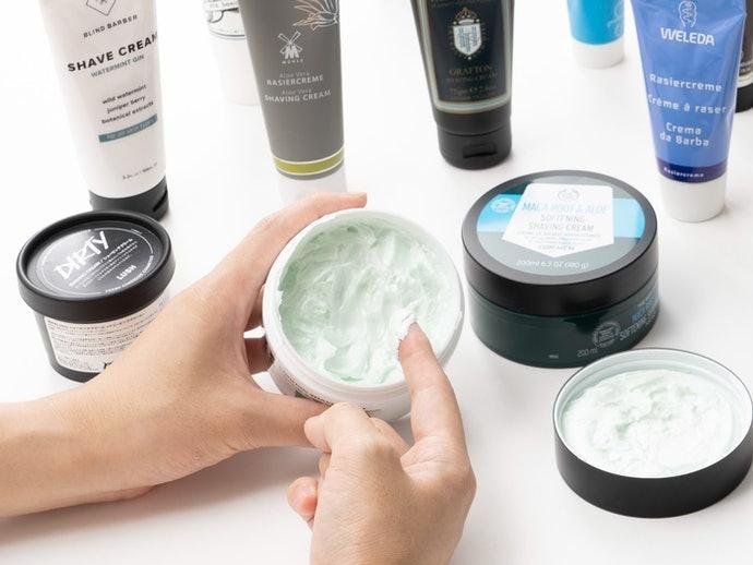 刮鬍膏是什麼?
