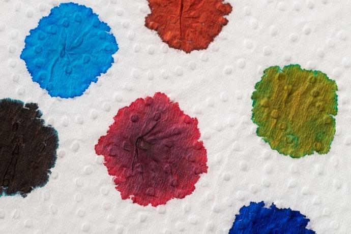 彩色墨水:濃淡變化明顯,深入體驗鋼筆的樂趣