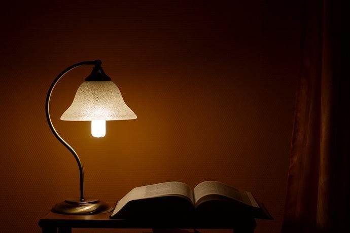 魅力滿載的閱讀燈